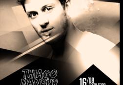 HÖG Club – Flyer (Thiago Mansur)