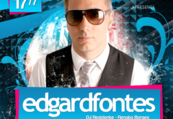 HÖG Club – Flyer (edgard Fontes)