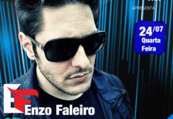 HÖG Club – Flyer (Enzo Faleiro)