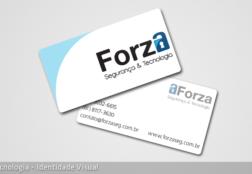 Forza – Cartão de Visita