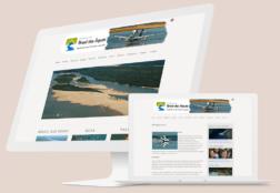 Brasil das Águas – WebSite