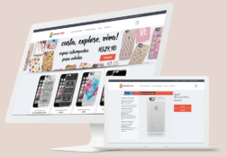 CoverME – E-Commerce Web App